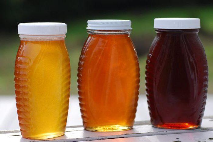 Горный Алтайский мёд