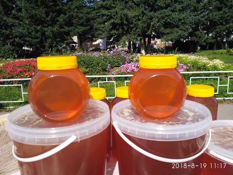 Чарышский мёд, Горный мёд